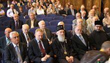 Patriarcha Irinej na konwencie SANU