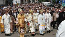 Święto Wniebowstąpienia Chrystusa jest także świętem stolicy Serbii - Belgradu
