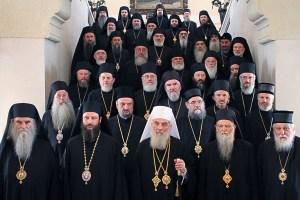 Święty Sobór Biskupów SPC