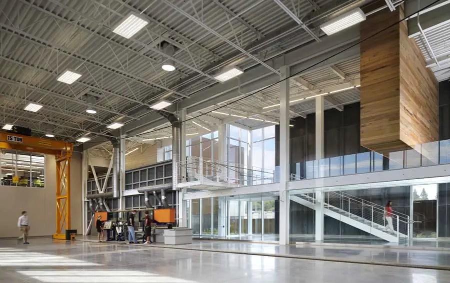 James I Swenson Civil Engineering Building UMD Campus E