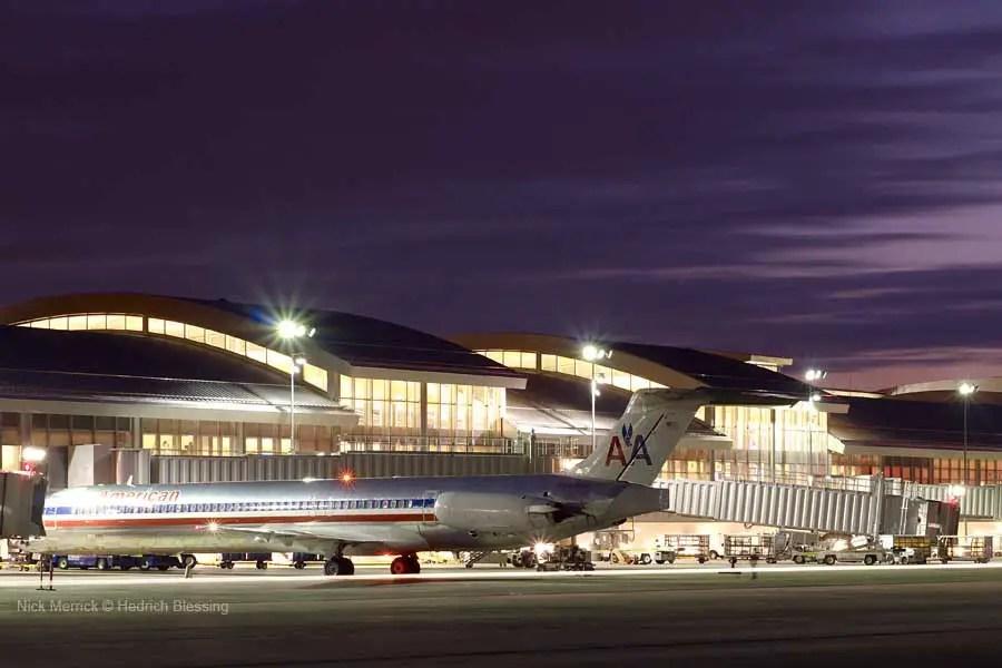 Raleigh Durham International Airport Terminal 2 Building