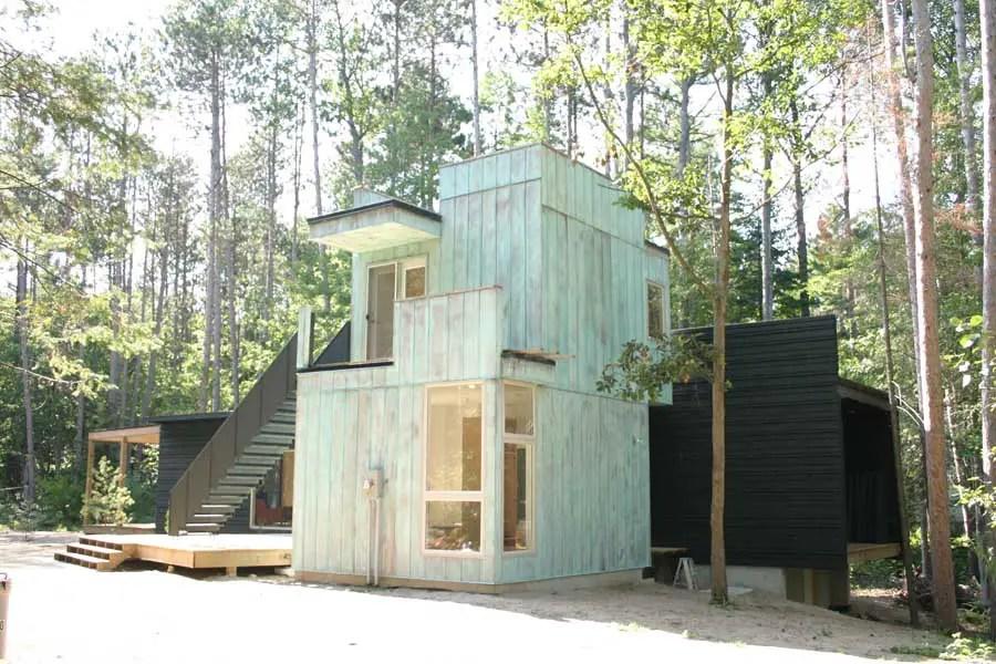 WeeHouse US Prefabs Prefabricated House USA E Architect