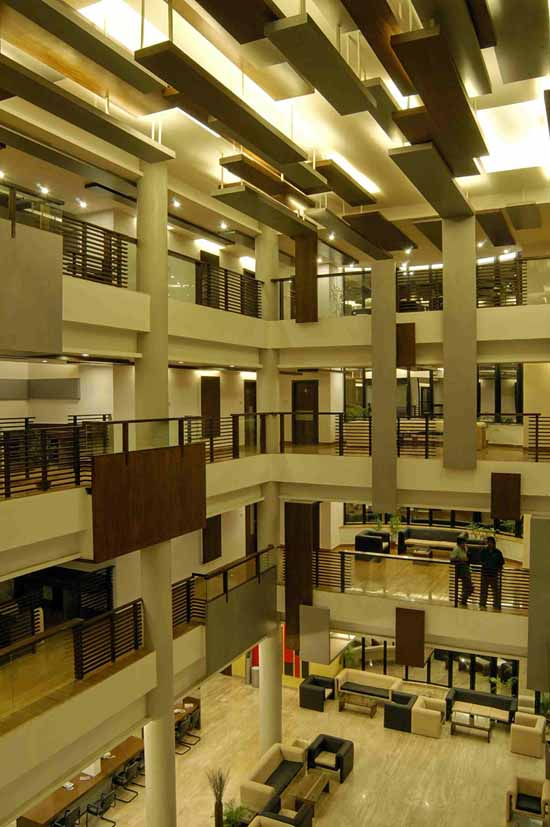Sanjay Puri Architects, Mumbai - e-architect