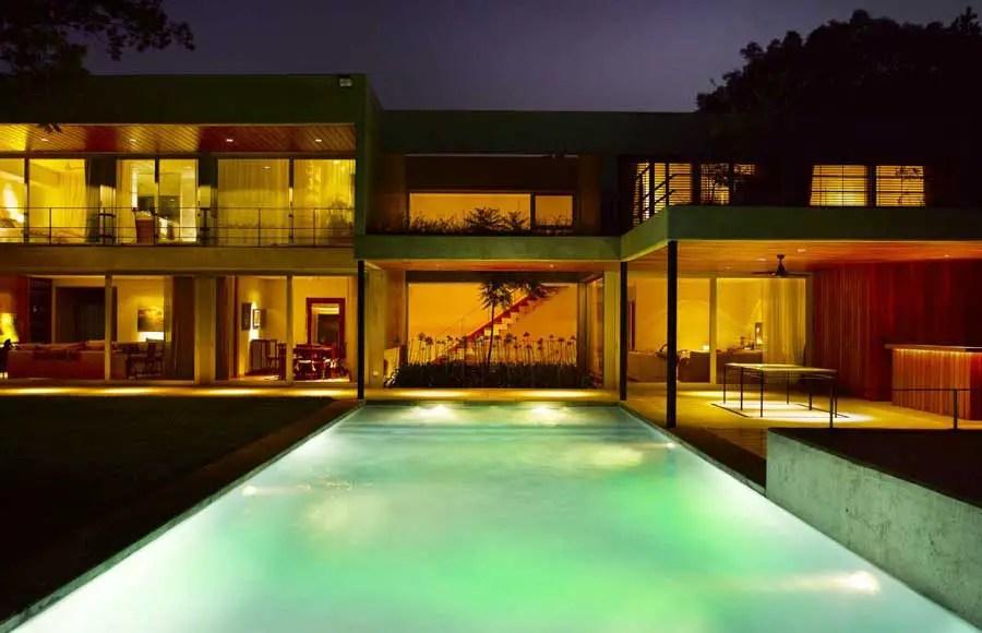 Casa Agua House In Buenos Aires E Architect