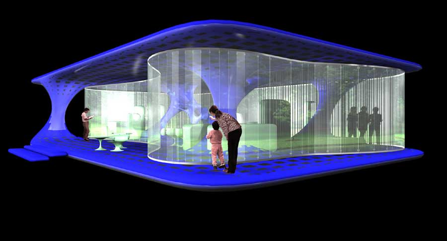 Plastic House Blue Mountains Home E Architect