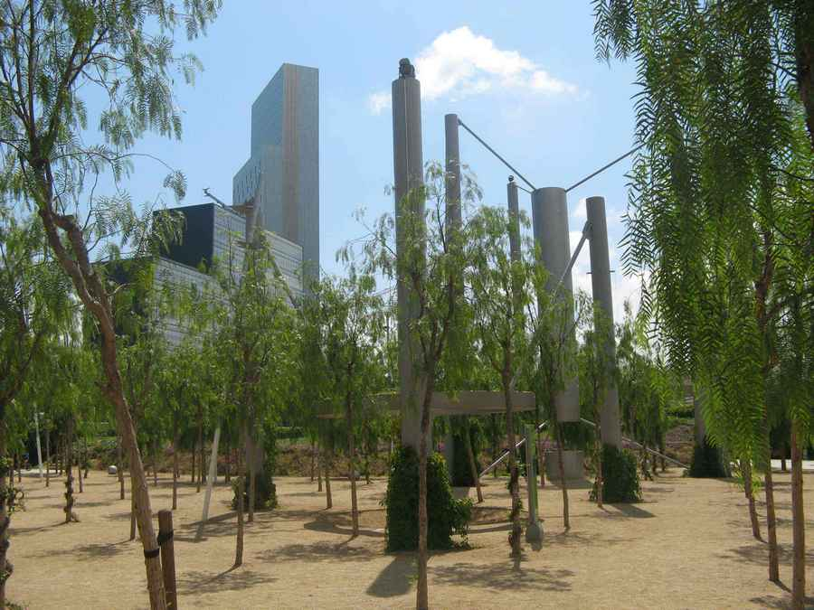 Landscape Design Urban