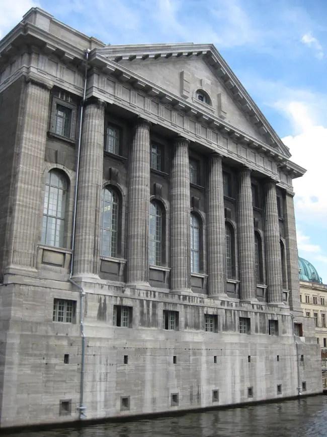 Pergamon Museum Berlin Building Architect E Architect