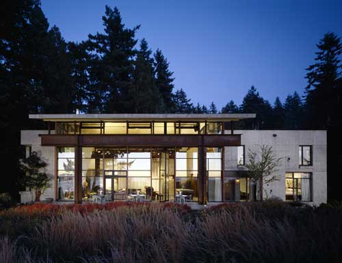 Jim Olson Seattle Architect E Architect
