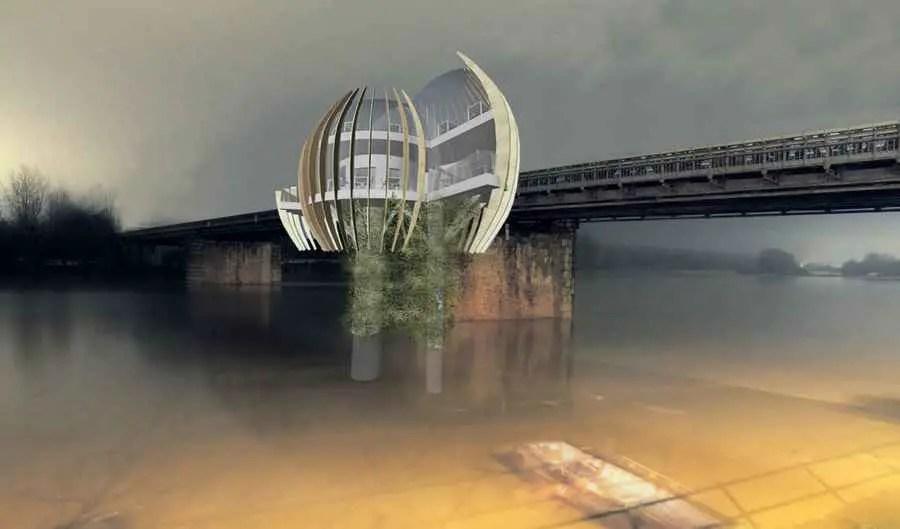 Loft Design Micro Living Densified Living Space E Architect