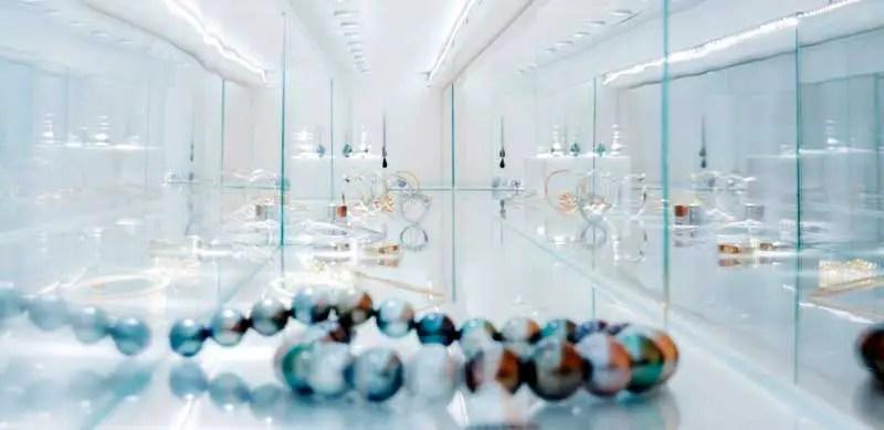 Bodil Binner Goldsmiths Store Copenhagen Jewellery Shop