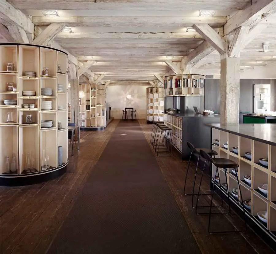 Noma Lab Copenhagen Restaurant E Architect
