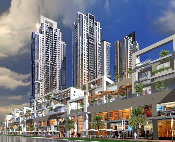 Business Bay Executive Towers Dubai - e-architect