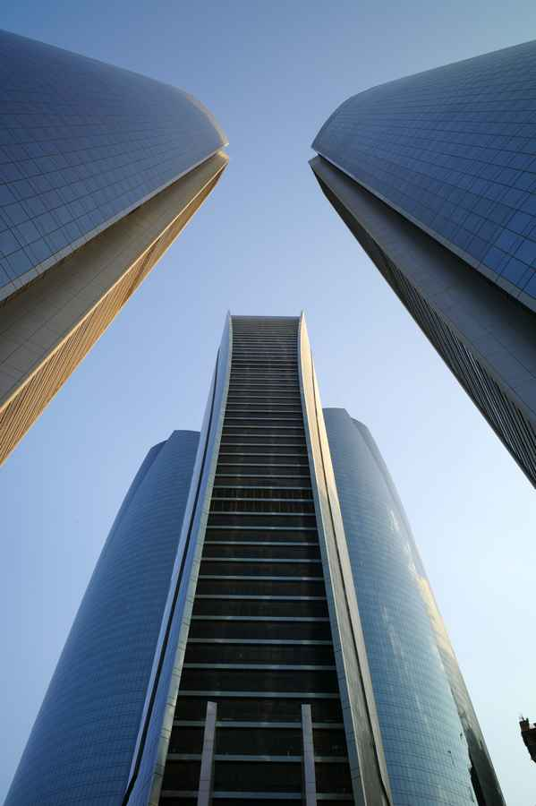 Etihad Towers Abu Dhabi Skyscrapers E Architect