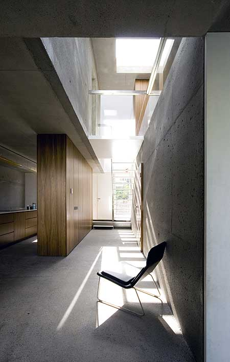A House Dublin Mews House By FKL Architects E Architect