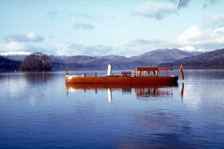 Windermere Steamboat Museum Competition E Architect