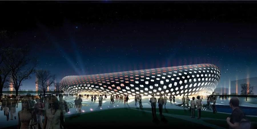 Parc Central In Guangzhou Development E Architect