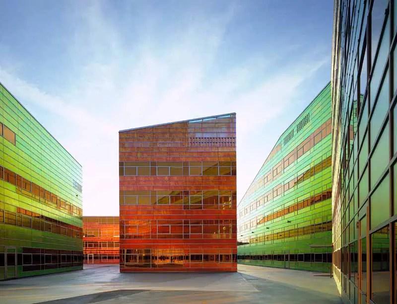 La Defense Almere Dutch Offices UNStudio Holland E