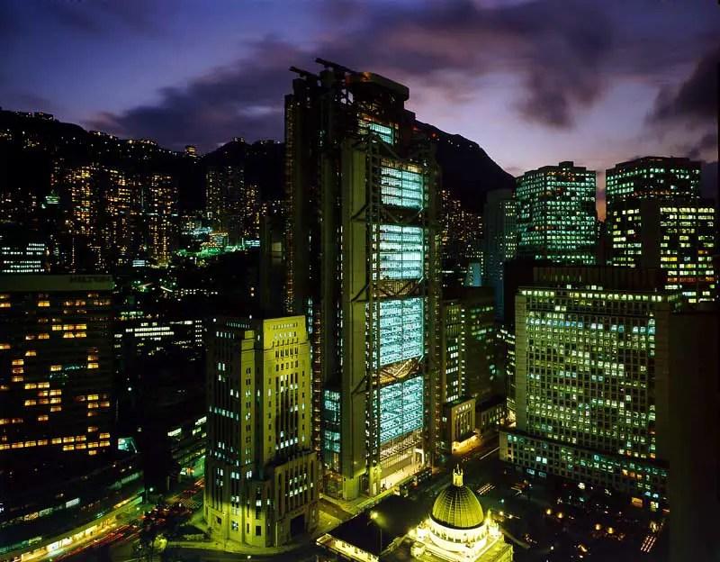 Hsbc Building Hong Kong Amp Shanghai Bank Photos E Architect