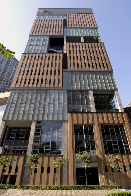 Hong Kong Buildings - HK Architecture - e-architect