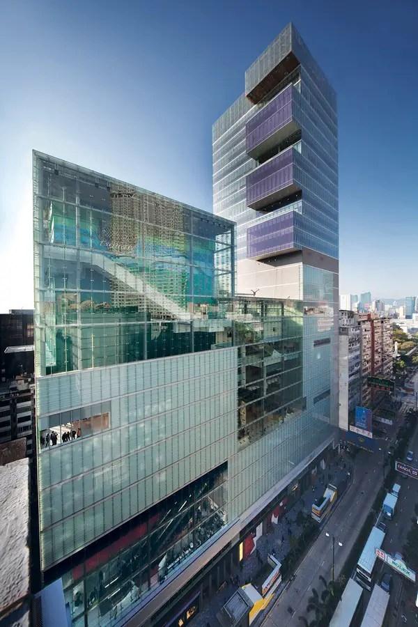 Hong Kong Architecture - HK Buildings - e-architect