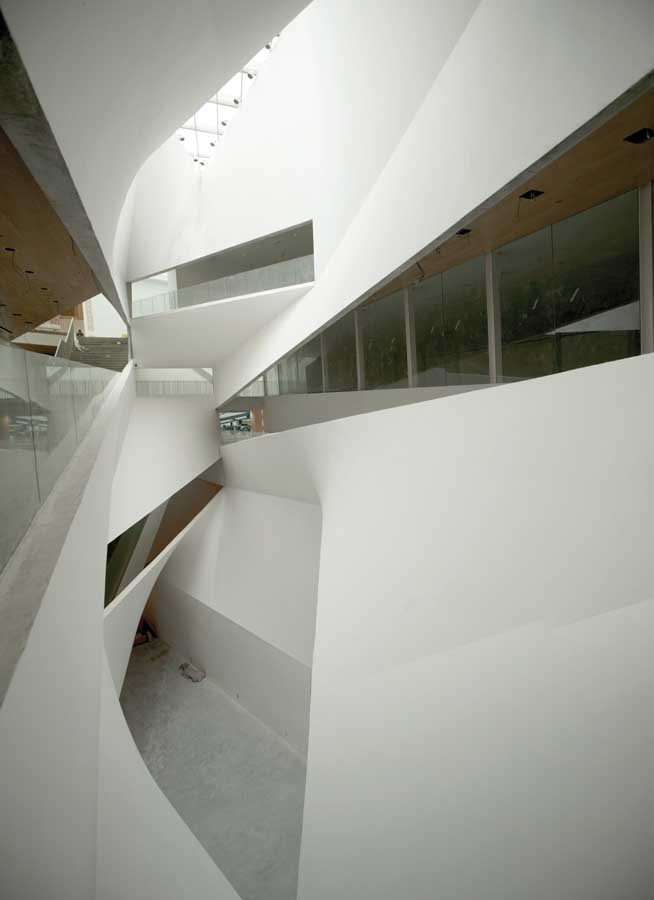 Tel Aviv Museum Of Art Herta And Paul Amir Building E