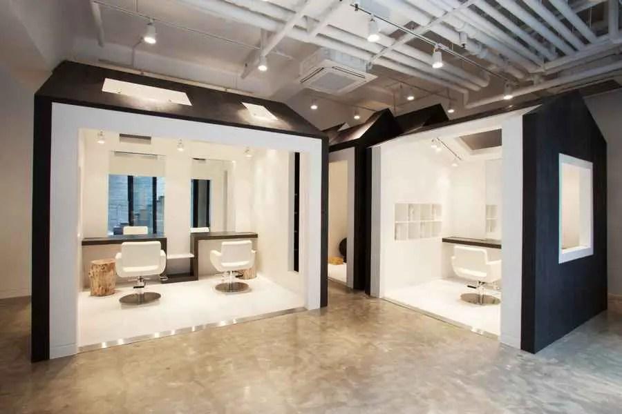 Miega Seongbuk Dong Boutique Hair Salon Seoul E Architect