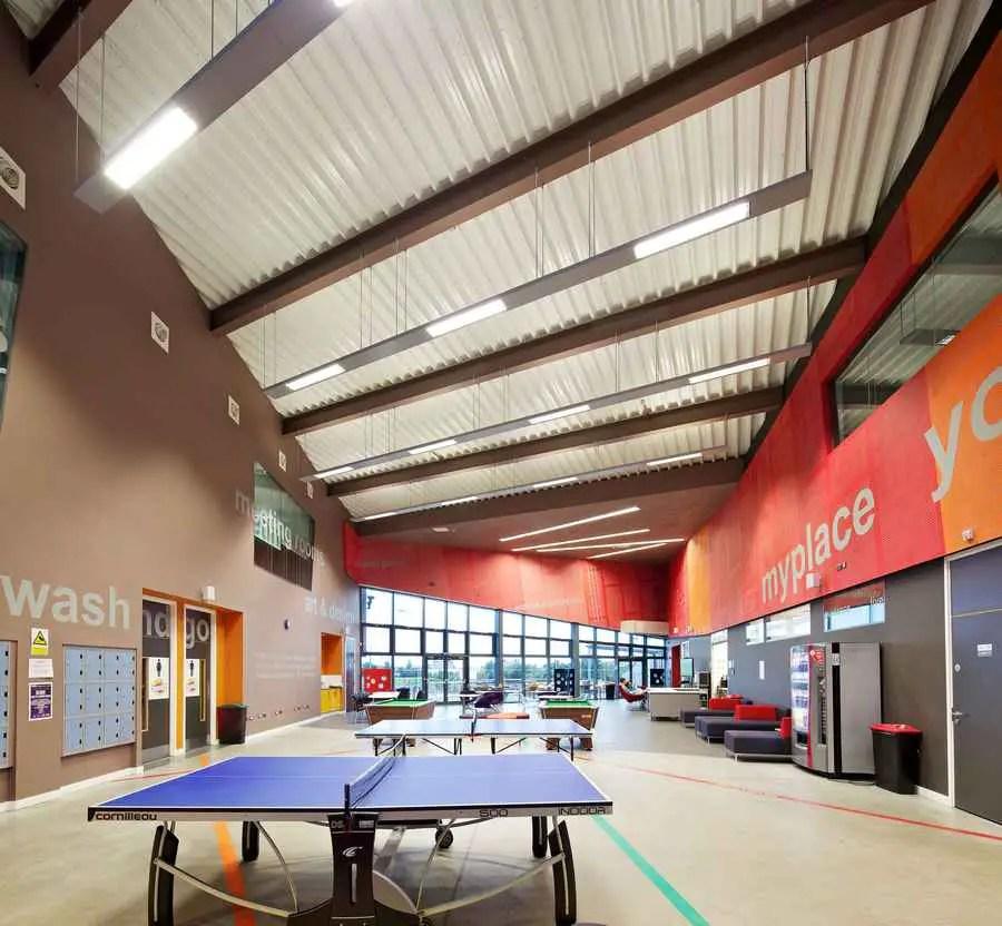 Knowsley Leisure Centre Liverpool Culture Park E Architect