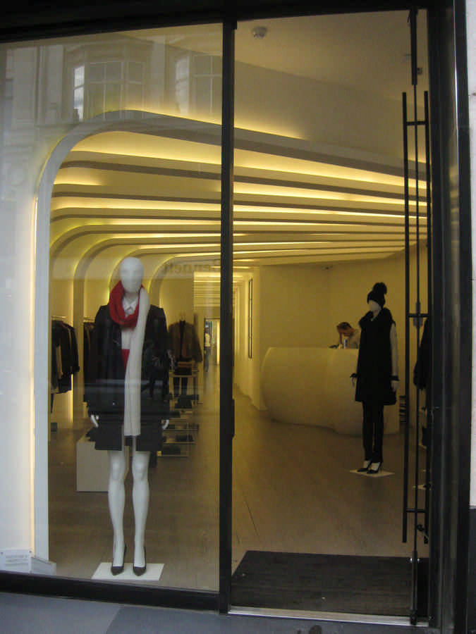 Bond Street Shops Mayfair Stores London Shopping E Architect