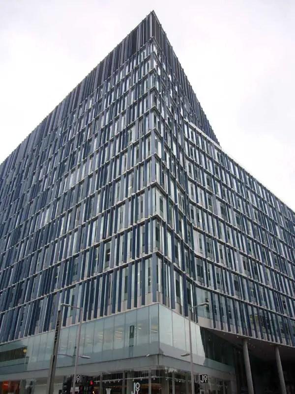 London Architecture Designs Buildings E Architect