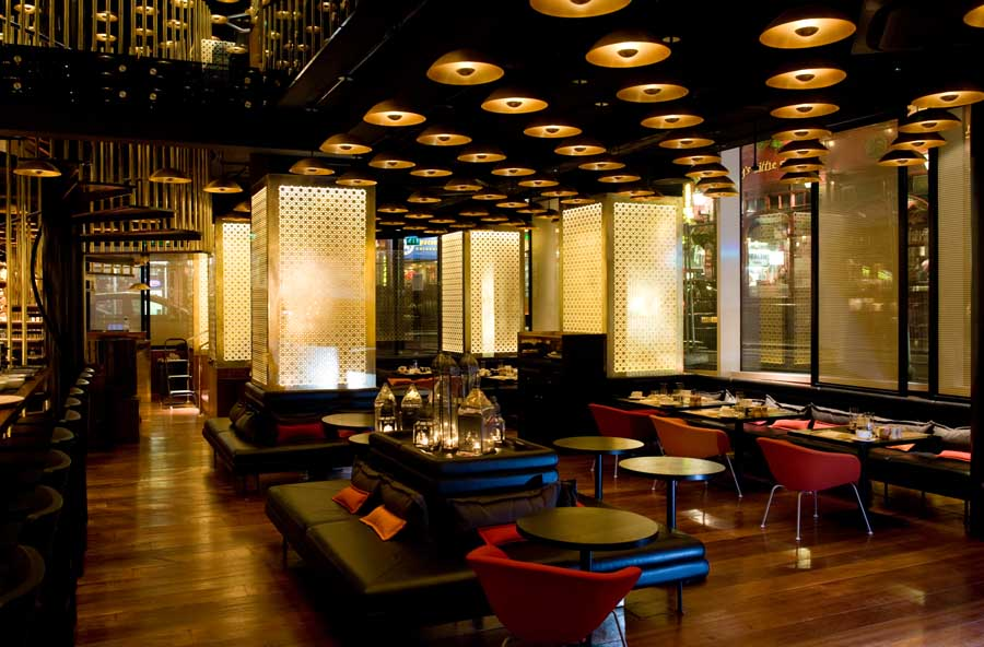 W London Leicester Square Hotel E Architect