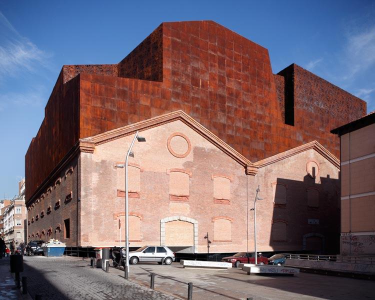 Caixa Forum Building In Madrid E Architect