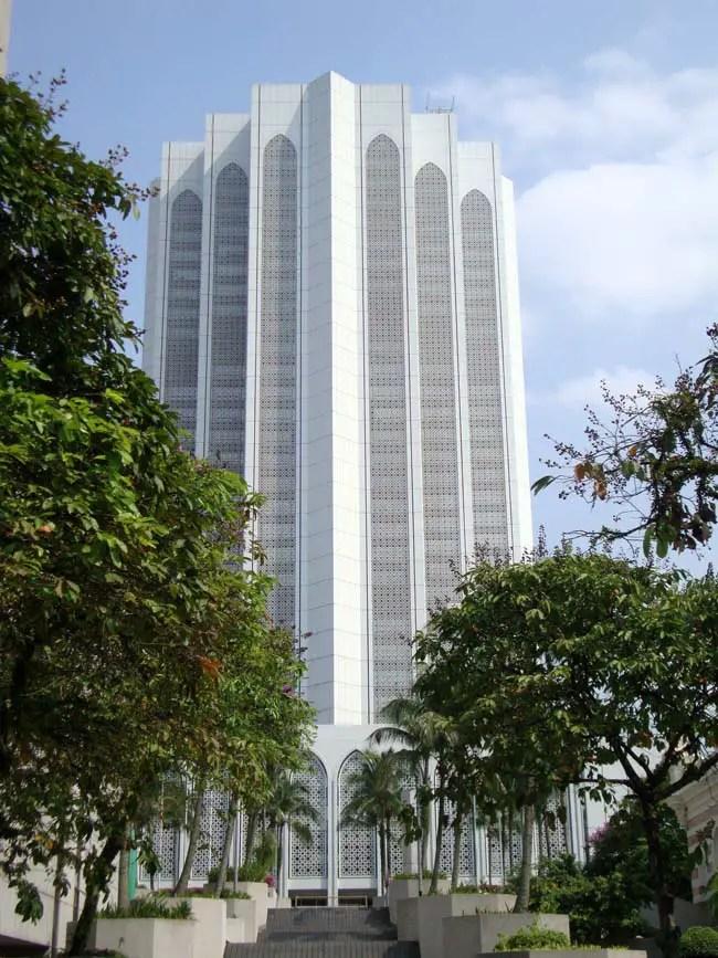 Malaysian Office Buildings E Architect
