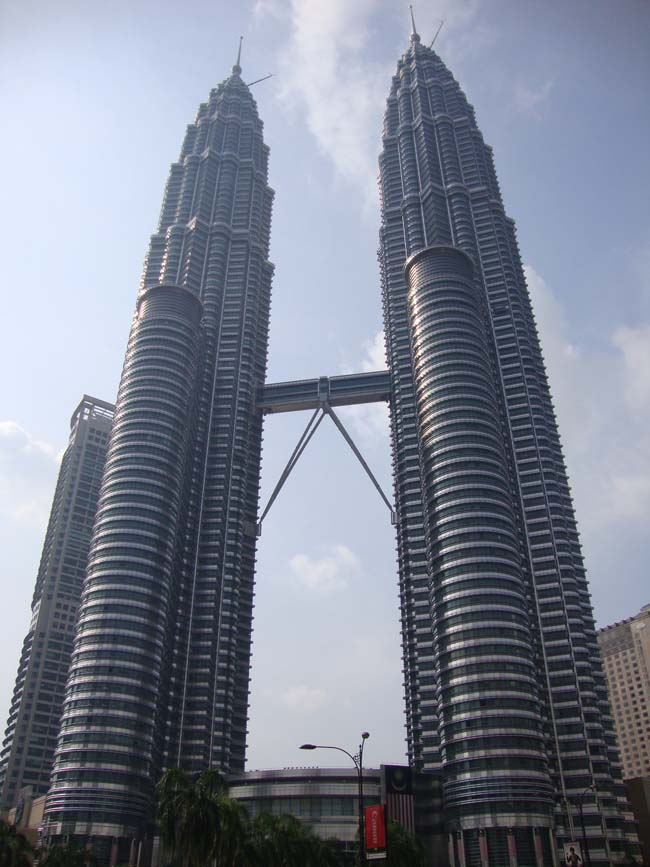 Kuala Petronas Twin Towers Lumpur Malaysia