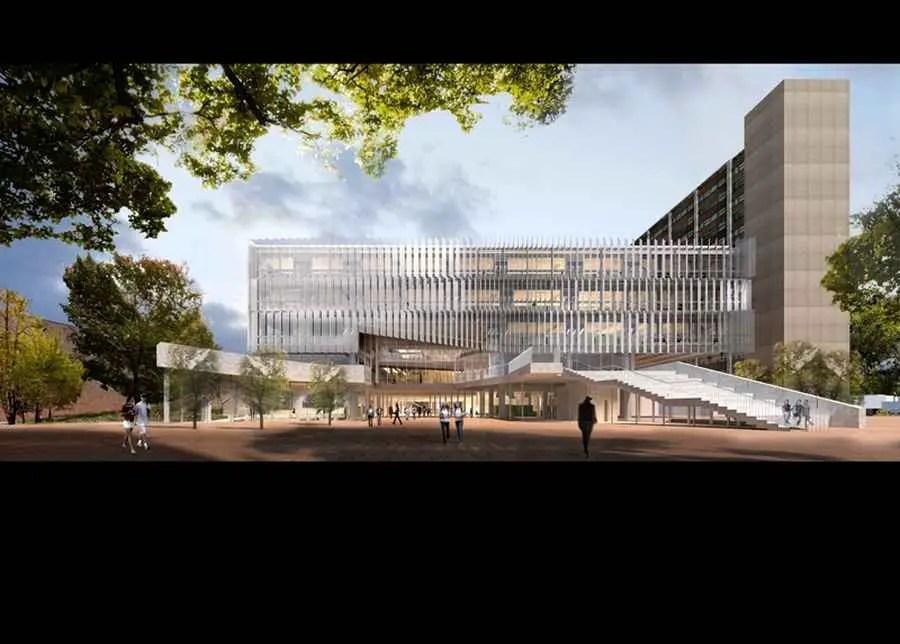 University Of Melbourne Building Competition Australia