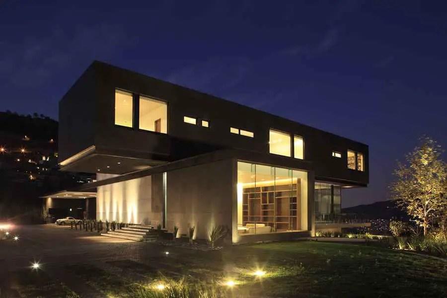 Monterrey Residence Casa M 233 Xico Mexican House E Architect