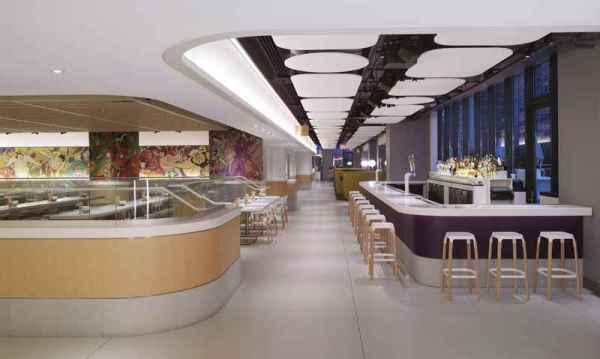 YOTEL New York Times Square Hotel earchitect