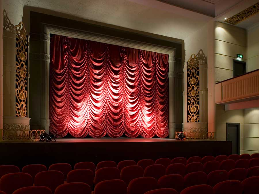 Tyneside Cinema Newcastle E Architect