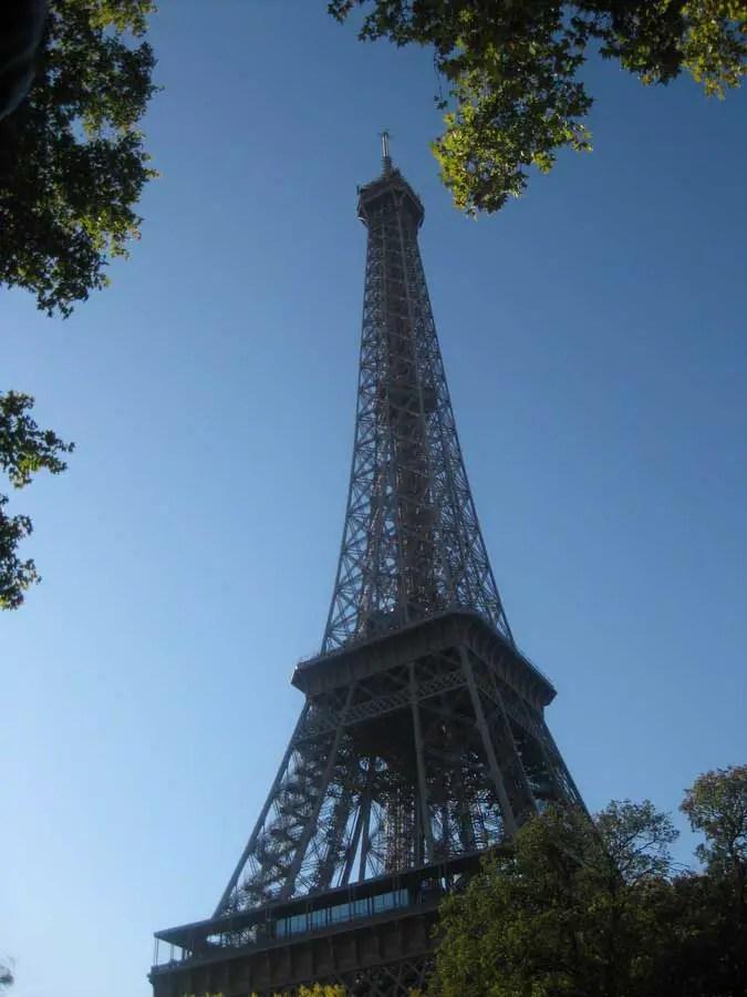 Eiffel Tower Paris Makeover Tour DEiffel E Architect