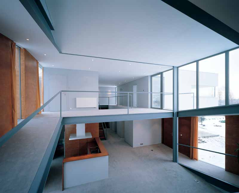 Broken House Modern Polish Home E Architect