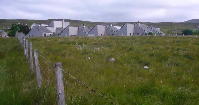 Achiltibuie Houses Ross Shire Building Housing Coigach