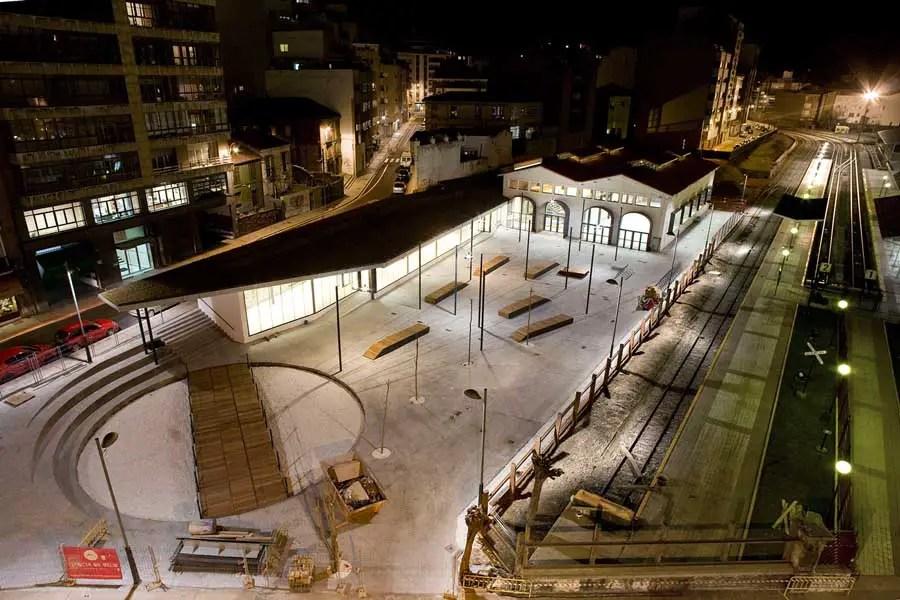 Espacio Vias Len Spain Building Centro Creacin Jven