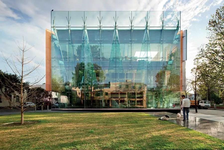 Surry Hills Library Sydney Building FJMT Architects E