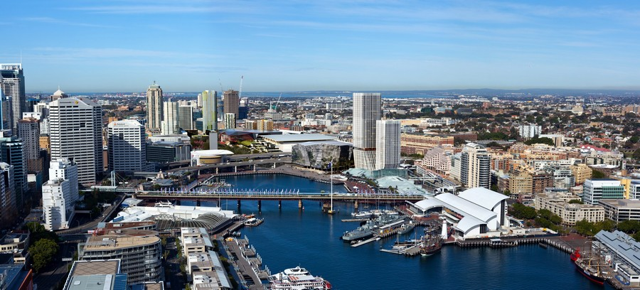 SICEEP Sydney Darling Harbour Development E Architect