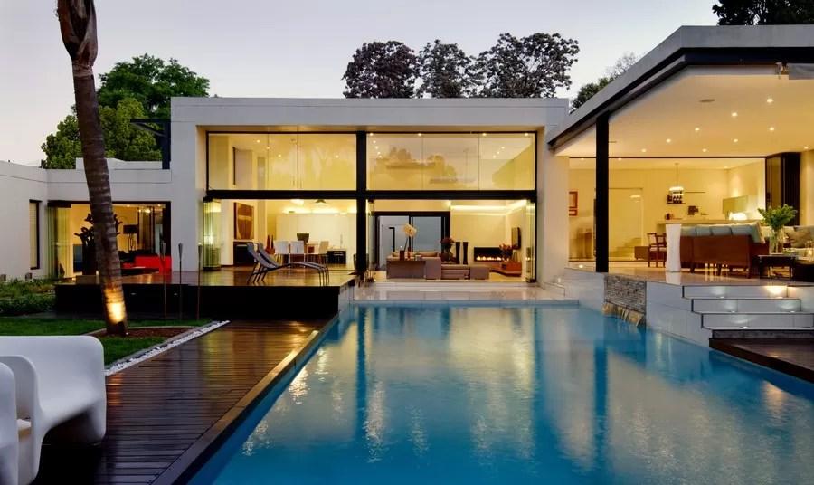 House Mosi - Johannesburg Residence - e-architect