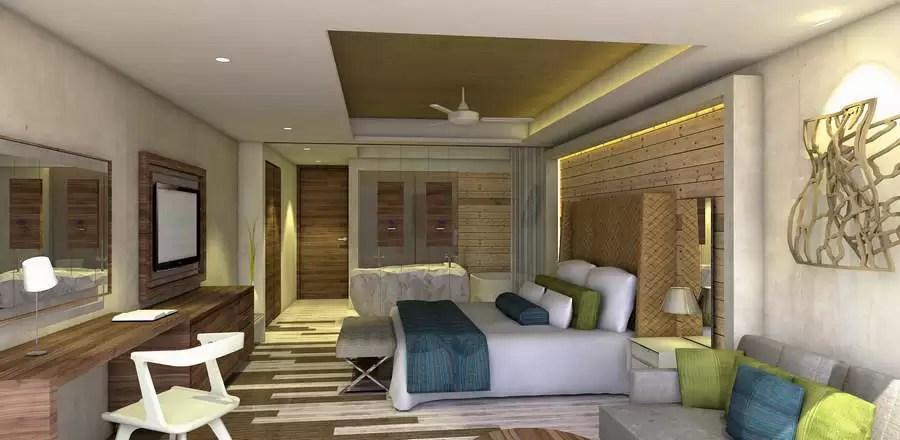 Hotel Royalton Riviera Cancun Mexico 4 E Architect