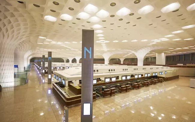 Mumbai T2 Airport Terminal 4 E Architect