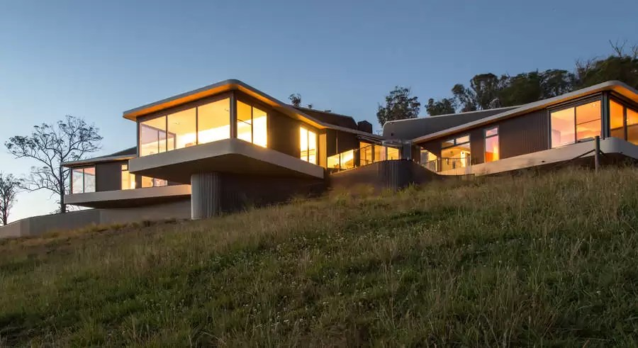 Hill Top House Armidale NSW Home E Architect