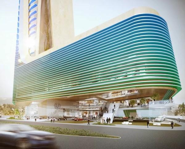 Ethiopian Insurance Corporation in Addis Ababa earchitect