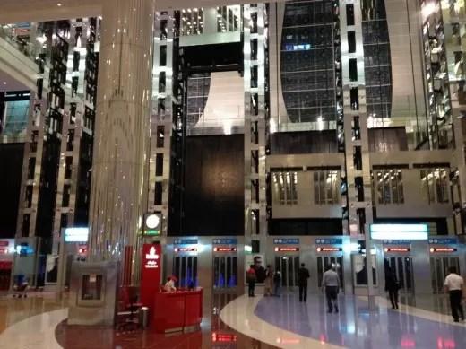 Al Maktoum International Airport E Architect