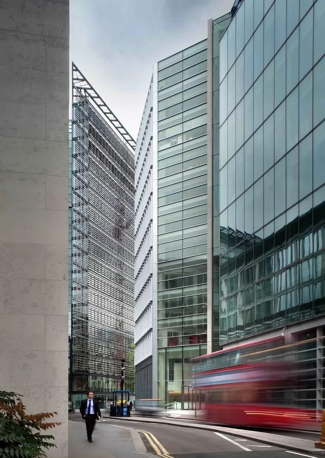 New Fetter Place In London E Architect